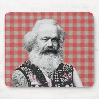 Marx punky alfombrilla de ratón