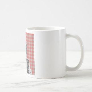 Marx punky taza de café