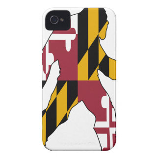 Maryland Bigfoot Funda Para iPhone 4 De Case-Mate