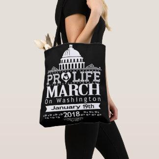 Marzo para la favorable vida - elija la bolsa de