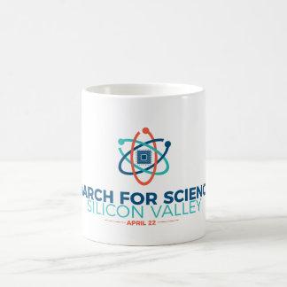 Marzo para la taza de la ciencia