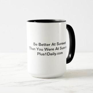 Más 1 taza diaria