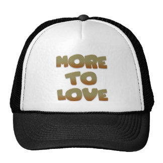Más al amor gorros