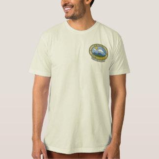 ¡MÁS ALLÁ DEL HORIZONTE! Camiseta orgánica de