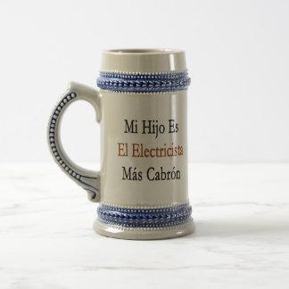 Mas Cabron del EL Electricista del MI Hijo Es Taza De Café