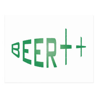 más cerveza postal