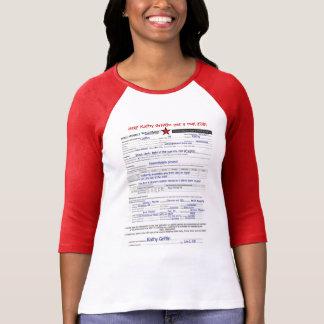 Más divertido que el grifo de Kathy Camiseta
