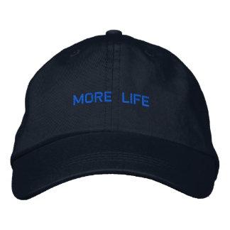 Más gorra del papá de la vida gorra bordada