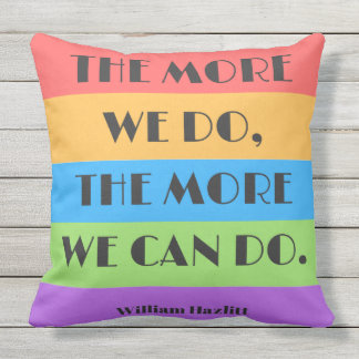 Más hacemos más que podemos hacer la almohada