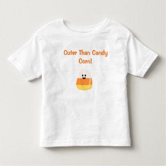 """""""Más lindo que las pastillas de caramelo"""" Camiseta De Bebé"""