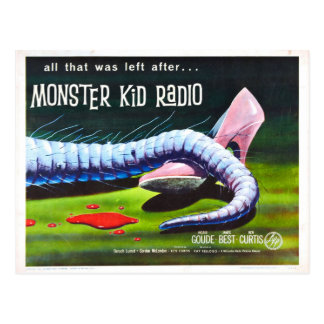 Más musarañas del asesino de la radio del niño del postal