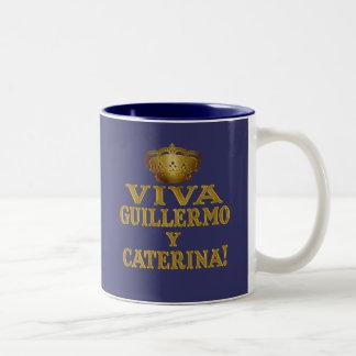 Mas real de Guillermo y Caterina Boda Camisas y Taza