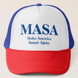 MASA hacen el gorra del camionero de América Smart