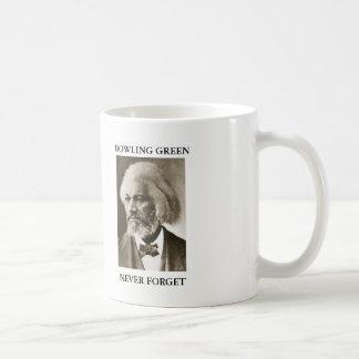 Masacre de Bowling Green - taza de café