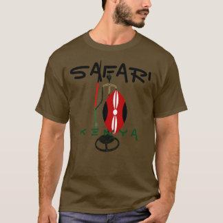 Masai Mara de Hakuna Matata del viaje del día de Camiseta