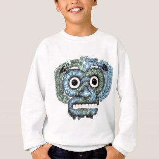 Máscara azteca de Tlaloc del mosaico Camisas