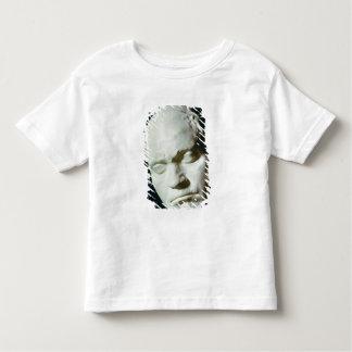 Máscara de Beethoven, tomada a partir de vida a la Camiseta De Bebé