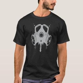 máscara del dubstep camiseta