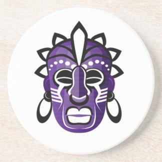 Máscara Portavasos