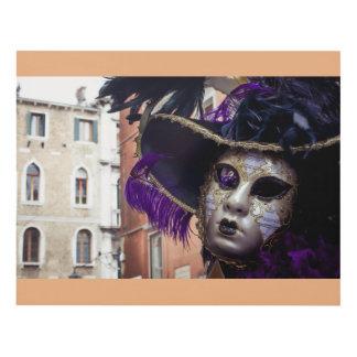 Máscara veneciana del carnaval para la venta cuadro