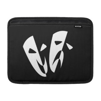 Máscaras de la etapa funda para MacBook