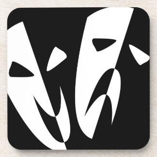 Máscaras de la etapa posavasos
