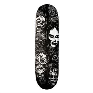 Máscaras del monstruo de la película de terror (b& monopatin personalizado