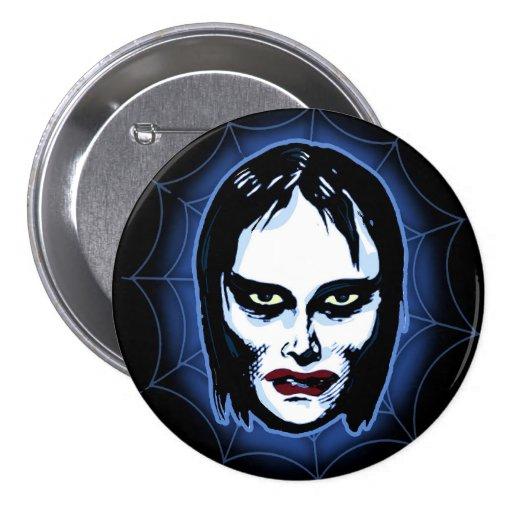 Máscaras del monstruo de la película de terror pin