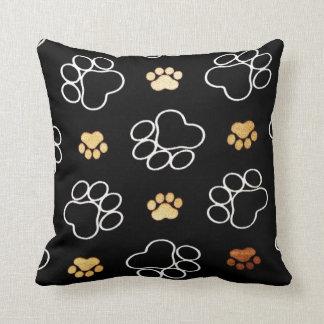 Mascota animal decorativo del gato del perro del almohada