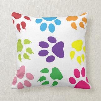 Mascota animal decorativo del gato del perro del cojines
