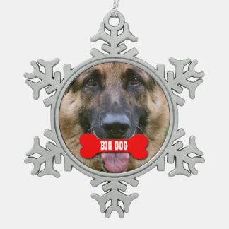 Mascota de la foto de GROUPON con el nombre de Adorno De Peltre En Forma De Copo De Nieve