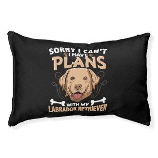 Mascota del perro del labrador retriever cama para mascotas