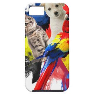 Mascota Huggers iPhone 5 Case-Mate Carcasas