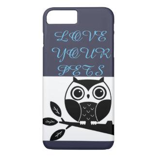 mascotas del amor funda para iPhone 8 plus/7 plus