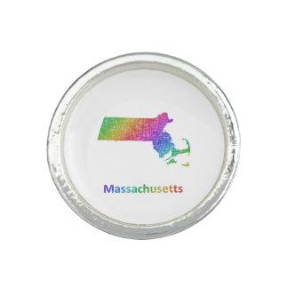 Massachusetts Anillo