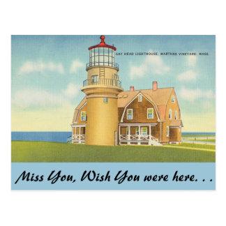 Massachusetts, el faro principal del gay postal