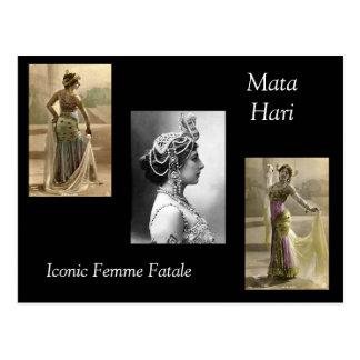 Mata Hari Postal