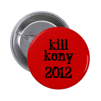 matanza kony botón 2012 pins