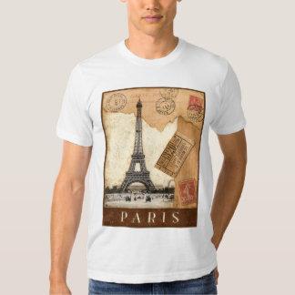 Matasellos, París Camisetas