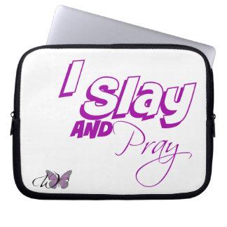 Mate y pray_2 funda para ordenador