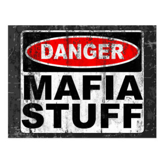 Materia de la mafia postal