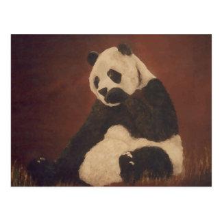 Materia del diseñador de CricketDiane de la panda Postal
