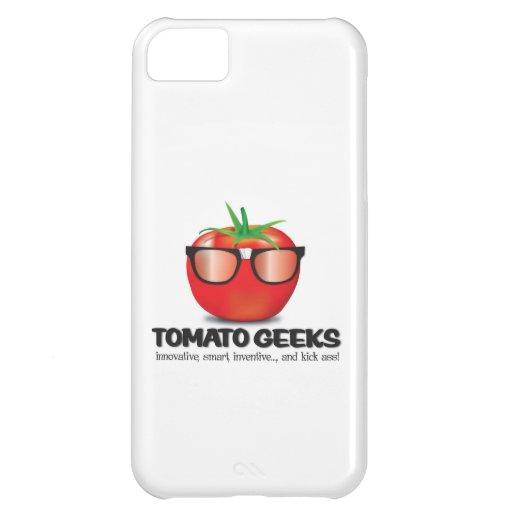 Materia del friki del tomate