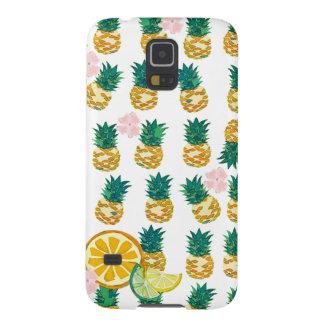Materia del n de la fruta S5 Carcasa Galaxy S5