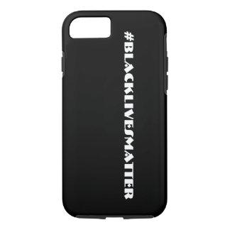 Materia negra de las vidas funda iPhone 7