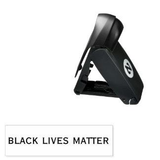 Materia negra de las vidas sello de bolsillo