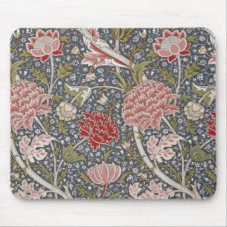 Materia textil de Cray de William Morris Alfombrilla De Ratón