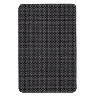 Material de la fibra de carbono de Kevlar Iman Flexible
