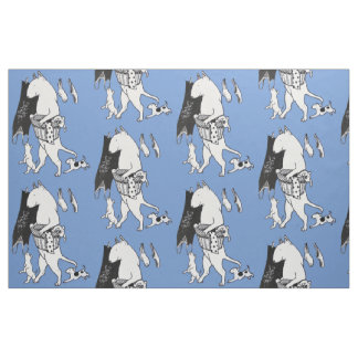 Material de la tela del lavadero de bull terrier