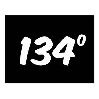 Material de primera 134 grados de Hotness Postal